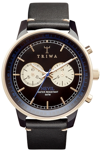 Triwa Blue Raven Nevil